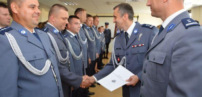 Powiatowe Święto Policji w Tomaszowie Lubelskim
