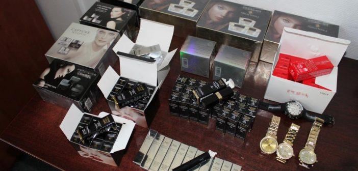 Hrebenne: Kosmetyki w bagażniku