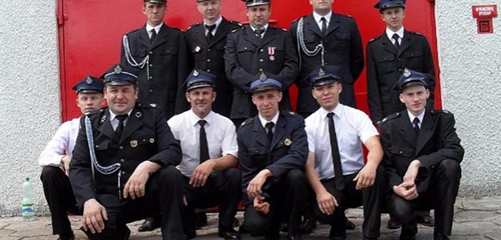 Strażacy z Jezierni zbierają na nowe mundury. I ty drogi czytelniku możesz pomóc!
