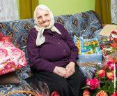 Jubileusz 100-lecia urodzin Pani Stanisławy Lipian