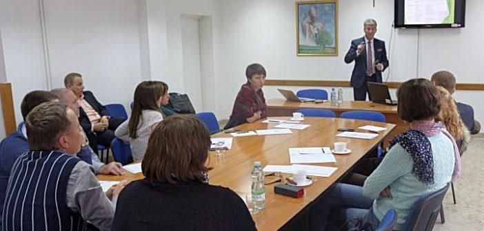 """IV wizyta delegacji z Ukrainy w ramach projektu """"Tomaszów Lubelski – sukces polskiej transformacji ustrojowej"""""""