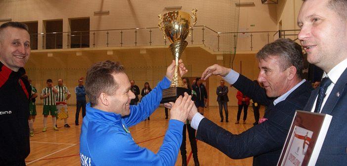 Halowy Turniej Samorządowców o Puchar Wojewody Lubelskiego (Fotorelacja)