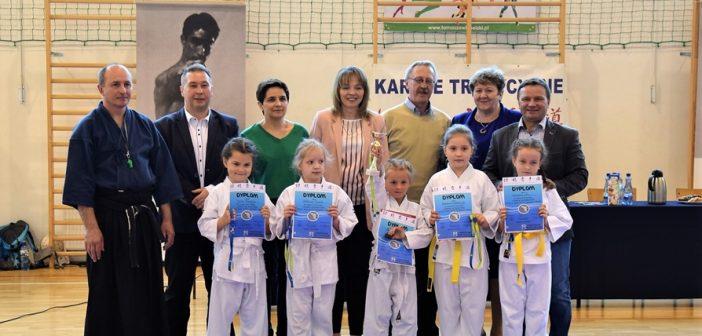 II Turniej Lubelskiej Ligi Karate Tradycyjnego o Puchar Wójta Gminy Tomaszów Lubelski (Zdjęcia)