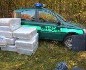 Straż Graniczna z Hrebennego rozbiła międzynarodową grupę przestępczą wykorzystującą motolotnię do przemytu papierosów z Ukrainy.