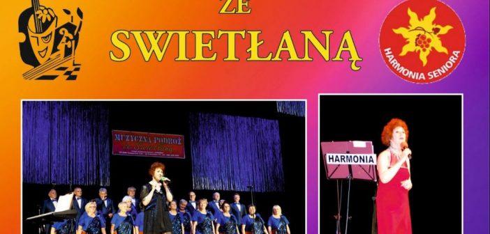 Muzyczna Podróż ze Swietłaną