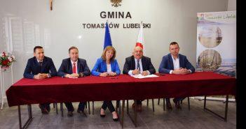 Uzbroją terenu podstrefy ekonomicznej w Łaszczówce-Kolonii