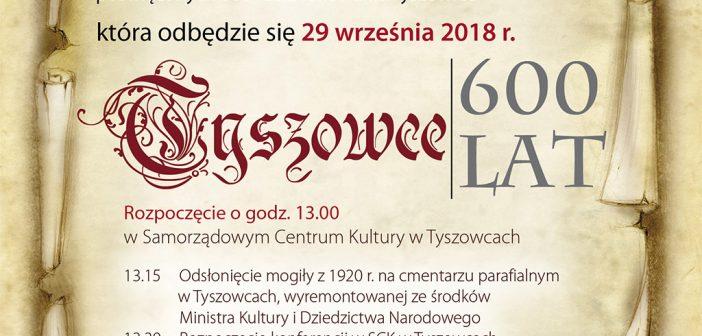 Tyszowce 600 lat – Konferencja