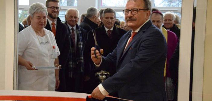 Tomaszów Lubelski ma nowoczesny SOR i lądowisko!