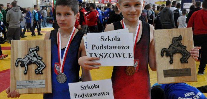 Pasmo sukcesów młodych sportowców