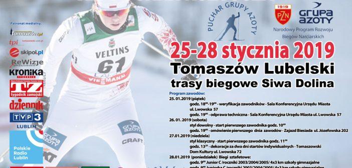 Mistrzostwa Polski Młodzików PZN oraz XIV Puchar Roztocza