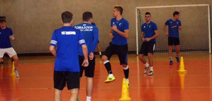 Piłkarze Tomasovii już trenują.