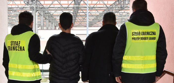 Nielegalni migranci chcieli dotrzeć do Niemiec