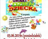 Gminny Dzień Dziecka w Tyszowcach