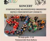 Koncert Orkiestry Symfonicznej w Tomaszowie Lubelskim