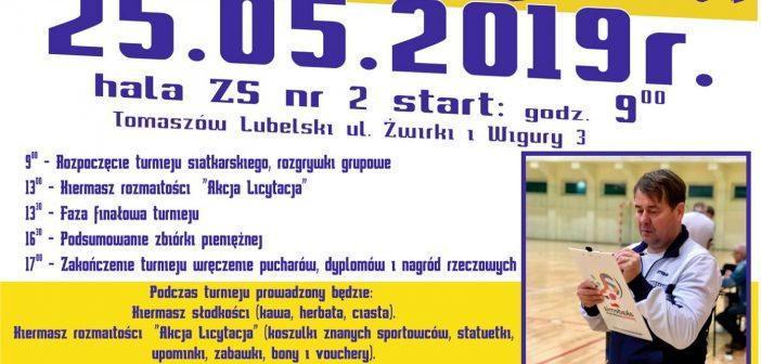 """W sobotę Charytatywny Turniej Siatkarski """"Gramy dla Jurka"""""""