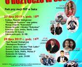 XVIII Transgraniczny Festiwal Pieśni o Roztoczu w Suścu