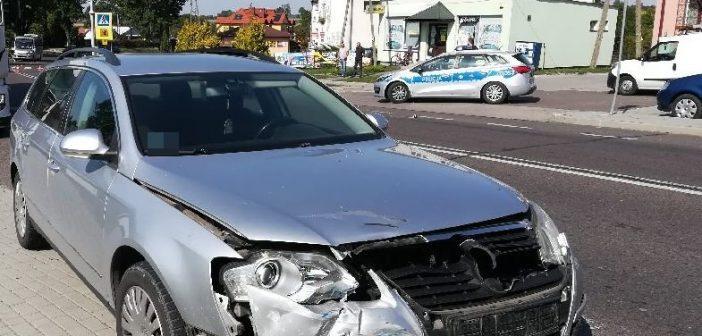 Wypadek w Tarnawatce