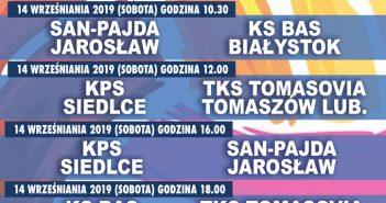 XXII Ogólnopolski Turniej Piłki Siatkowej Tomasovia CUP 2019