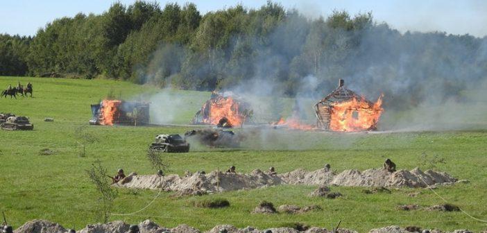 Rekonstrukcja Bitwy pod Tomaszowem Lubelskim (fotorelacja)