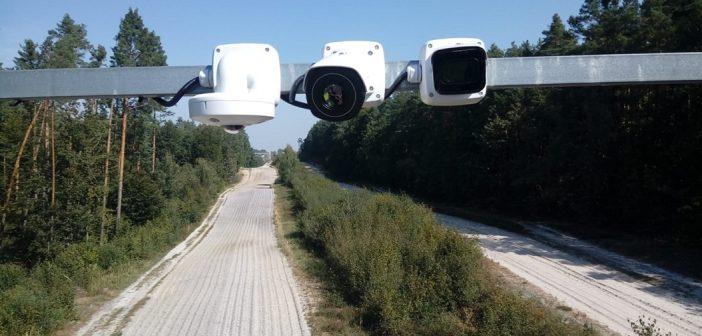 Nowy sprzęt na granicy w Hrebennem