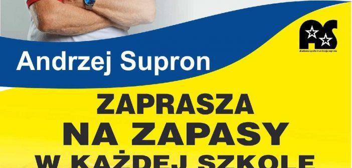 Andrzej Supron odwiedzi Łaszczów