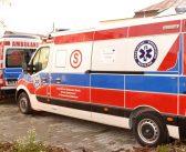 Dwa nowe ambulanse dla tomaszowskiego szpitala