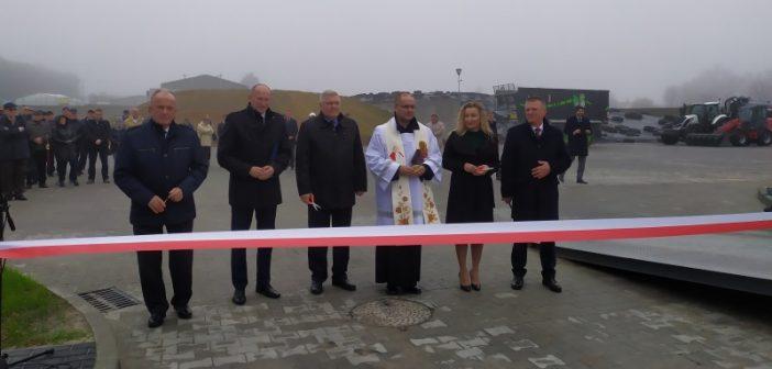 Nowa biogazownia w Michalowie