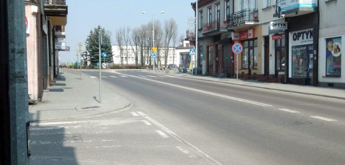 Koronowirus w Tomaszowie Lubelskim (zdjęcia)