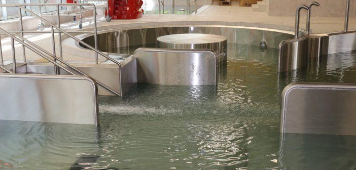 Oficjalne otwarcie krytej pływalni 18 lipca, a dla mieszkańców być może od początku lipca!