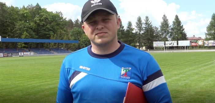 Rozmowa ze szkoleniowcem Tomasovii Pawłem Babiarzem (film)