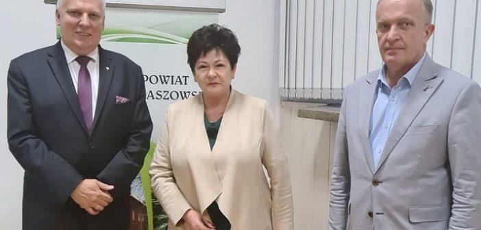 Nowy dyrektor Domu Pomocy Społecznej w Tyszowcach